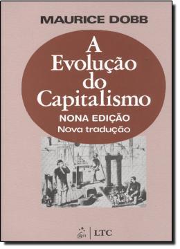 EVOLUCAO DO CAPITALISMO