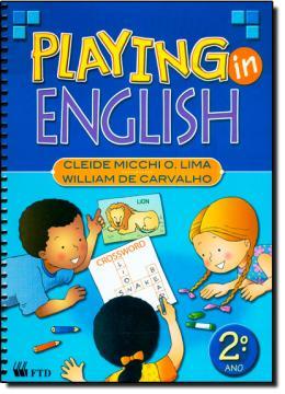 PLAYING IN ENGLISH 2º  TIT.PROV. MERCADO
