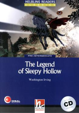 THE LEGEND OF SLEEPY HOLLOW - WITH CD - PRE-INTERMEDIATE