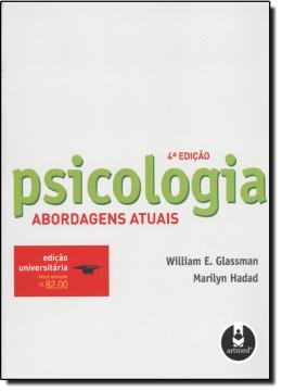 PSICOLOGIA - ABORDAGENS ATUAIS - 4ª EDICAO