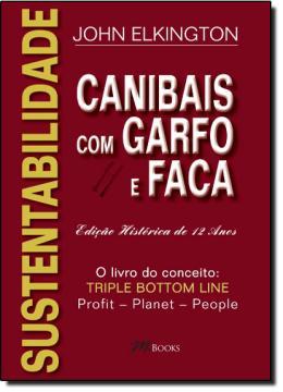 SUSTENTABILIDADE - CANIBAIS COM GARFO E FACA