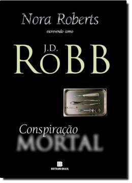 CONSPIRACAO MORTAL - VOLUME 8