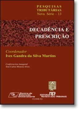 DECADENCIA E PRESCRICAO