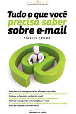TUDO O QUE VOCE PRECISA SABER SOBRE E-MAIL