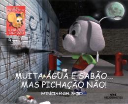 MUITA AGUA E SABAO, MAS PICHACAO NAO! - 4ª ED