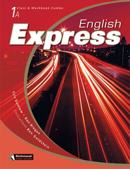 ENGLISH EXPRESS 1A COMBO (STUDENT´S BOOK / WORKBOOK + AUDIO-CD)
