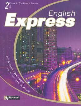 ENGLISH EXPRESS 2A COMBO (SB/WB+AUDIO-CD)
