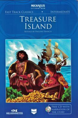 TREASURE ISLAND - WITH AUDIO CD - INTERMEDIATE