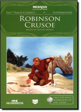 ROBINSON CRUSOE - WITH AUDIO-CD - INTERMEDIATE