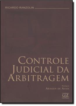CONTROLE JUDICIAL DA ARBITRAGEM