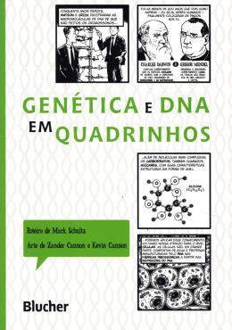 GENETICA E DNA EM QUADRINHOS