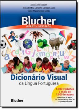 DICIONARIO VISUAL DA LINGUA PORTUGUESA