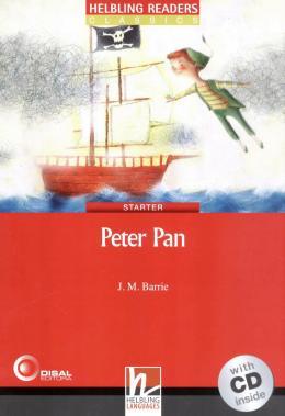 PETER PAN WITH CD - STARTER