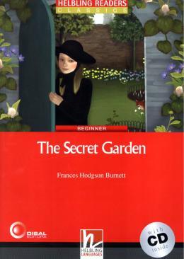 THE SECRET GARDEN WITH  CD - BEGINNER