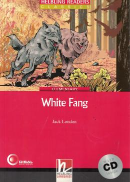 WHITE FANG WITH CD - ELEMENTARY