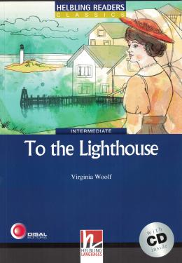 TO THE LIGHTHOUSE WITH CD - INTERMEDIATE