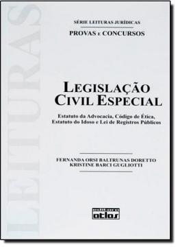 LEGISLACAO CIVIL ESPECIAL VOL. 31