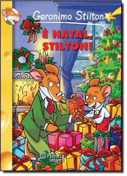 GERONIMO STILTON - E NATAL, STILTON!