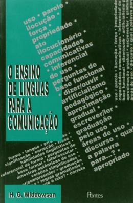 O ENSINO DE LINGUAS PARA A COMUNICACAO