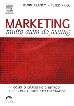 MARKETING MUITO ALEM DO FEELING