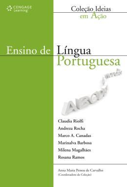 ENSINO DE LINGUA PORTUGUESA