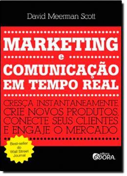 MARKETING E COMUNICACAO EM TEMPO REAL