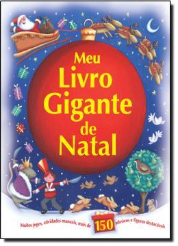 MEU LIVRO GIGANTE DE NATAL