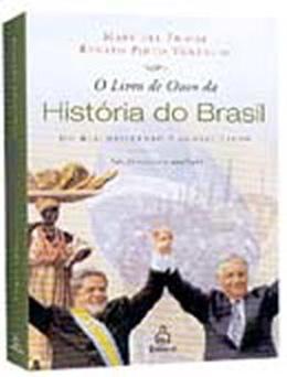 LIVRO DE OURO DA HISTORIA DO BRASIL