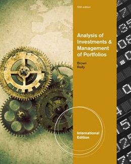 INVESTMENT ANALYSIS AND PORTFOLIO MANAGEMENT - 10ª EDICAO