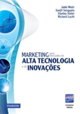 MARKETING PARA MERCADOS DE TECNOLOGIA E DE INOVACOES