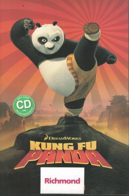 KUNG FU PANDA WITH AUDIO CD