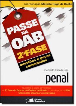 PASSE NA OAB 2ª FASE -  PENAL