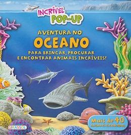 INCRIVEL POP-UP - AVENTURA NO OCEANO