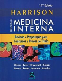 HARRISON - PRINCIPIOS DE MEDICINA INTERNA - 17ª EDICAO