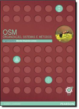 OSM - ORGANIZACAO, SISTEMAS E METODOS