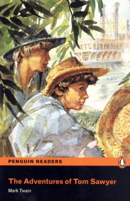 ADVENTURES OF TOM SAWYER - PENGUIN READERS LEVEL 1 - BOOK WITH AUDIO CD - 2ND ED