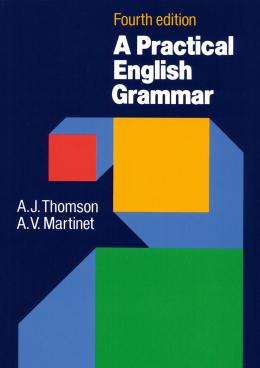 A PRACTICAL ENGLISH GRAMMAR - BOOK