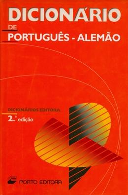 DICIONARIO DE PORTUGUES / ALEMAO - 2ª EDICAO