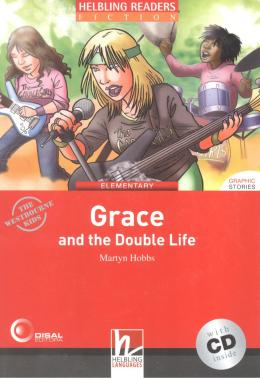 GRACE AND THE DOUBLE LIFE - WITH CD - ELEMENTARY