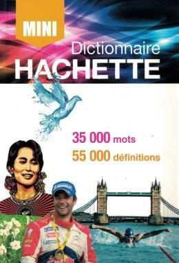 MINI DICTIONNAIRE HACHETTE