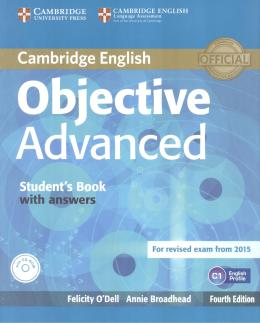 Disal objective advanced sb with answers cd rom 4th ed fandeluxe Gallery