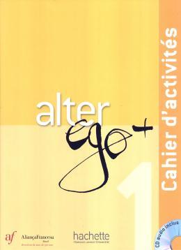 ALTER EGO + 1 BRESIL - CAHIER D´ACTIVITES