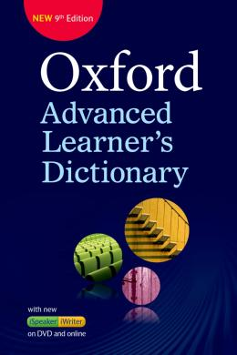 OXFORD ADVANCED LEARNERS DICTIONARY - 9TH ED