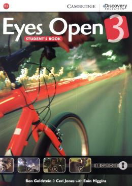 EYES OPEN 3 STUDENT´S BOOK - 1ST ED
