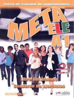 META ELE A1 - LIBRO DEL ALUMNO + CUADERNO DE EJERCICIOS - NE