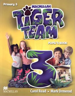 TIGER TEAM 3 PUPILS BOOK - N/E