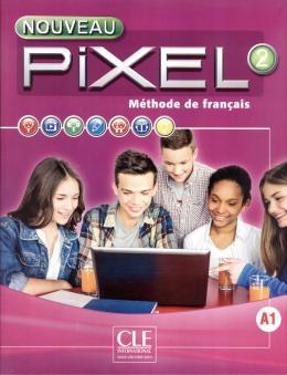 NOUVEAU PIXEL 2 - LIVRE DE L´ELEVE + DVD-ROM