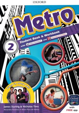METRO 2 STUDENT´S BOOK AND WORKBOOK PACK - 1ST ED