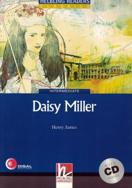 DAISY MILLER - WITH CD - INTERMEDIATE