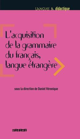 L´ACQUISITION DE LA GRAMMAIRE DU FRANCAIS LANGUE ETRANGERE